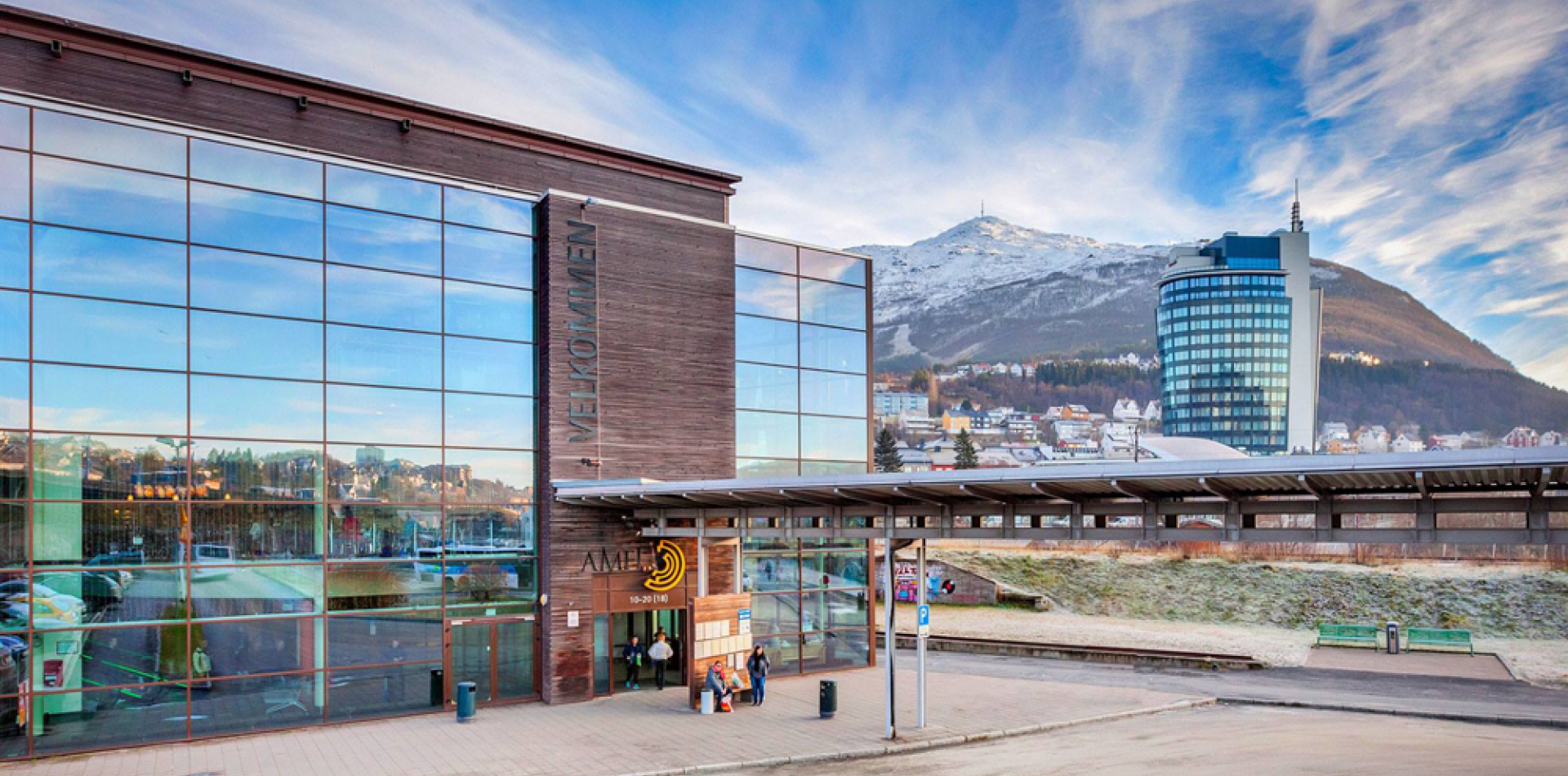 Amfi Shopping Narvik