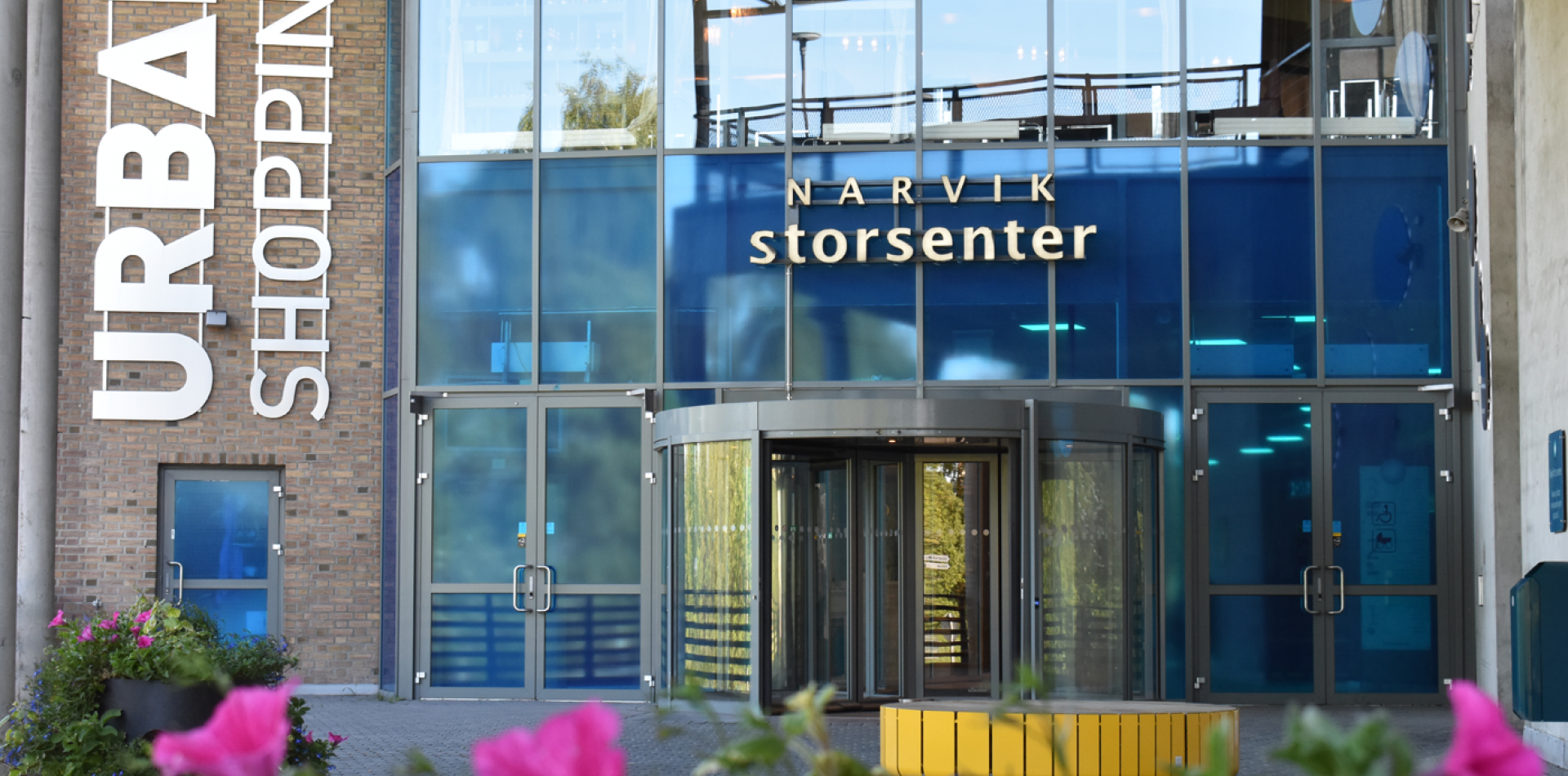 Narvik Shopping mal