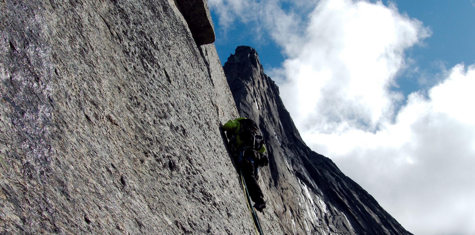 Climbing experiences close to Narvik